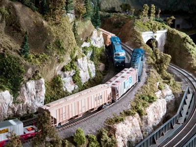 20th annual model train festival