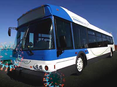Four Community Transit Drivers Test Positive For COVID-19