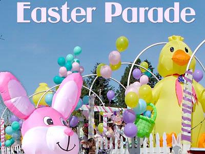 29th Annual Snohomish Easter Parade