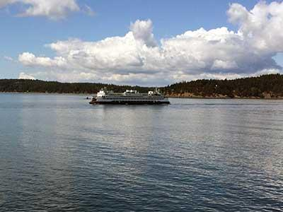Check schedules and expect waits for state ferries over Labor Day weekend