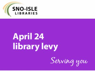 Upcoming Sno-Isle Libraries Operations Levy