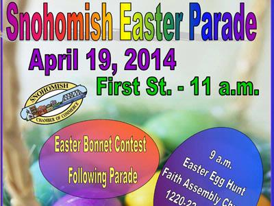 Snohomish Easter Parade