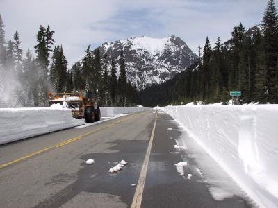 Cascades Highway reopening planned for May 16