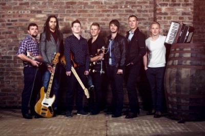 Edmonds Center for the Arts Presents Skerryvore